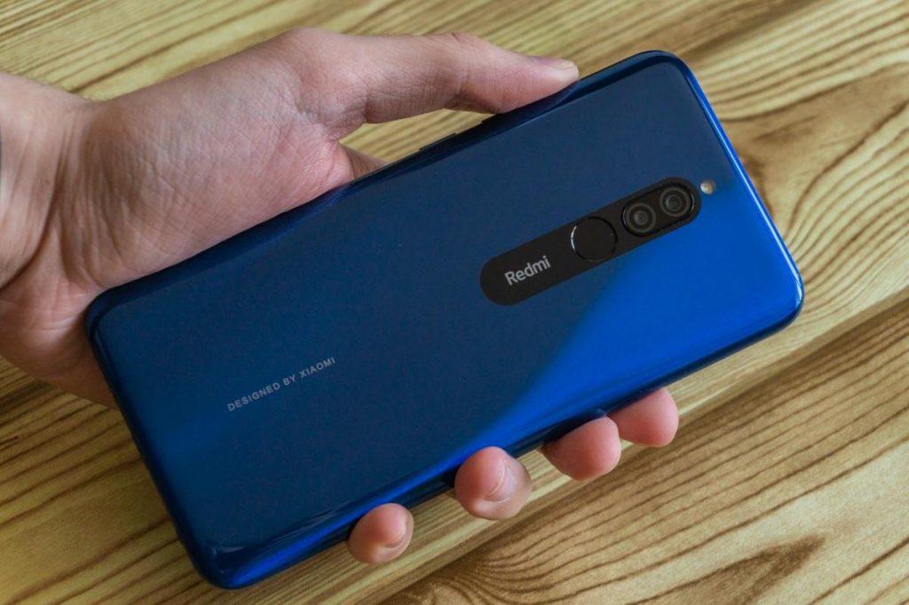 گوشی شیائومی مدل Redmi 8