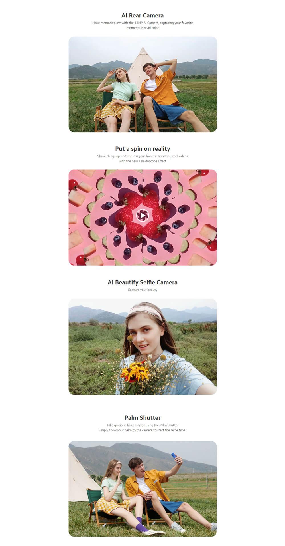 گوشی موبایل شیائومی Redmi 9A دو سیم کارت - Xiaomi Redmi 9A