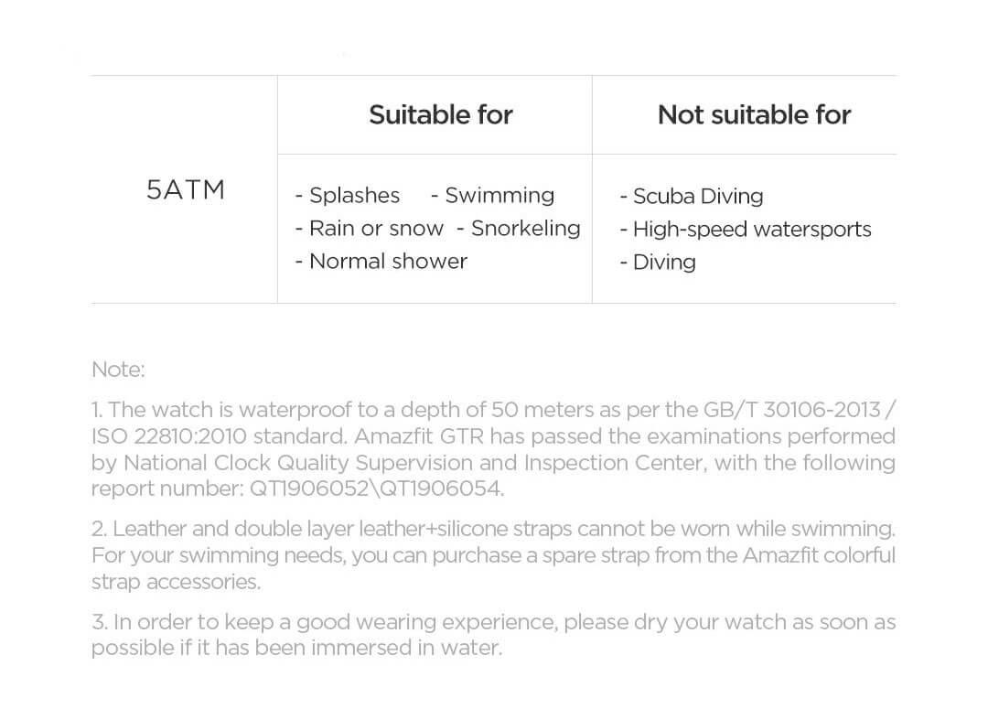 ساعت هوشمند شیائومی Xiaomi AmazFit GTR Steel / Aluminum 47mm Smart Band نسخه گلوبال