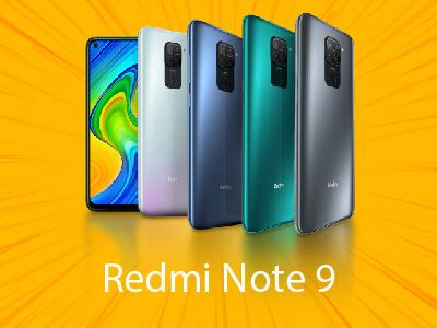 گوشی موبایل شیائومی مدل Redmi Note 9