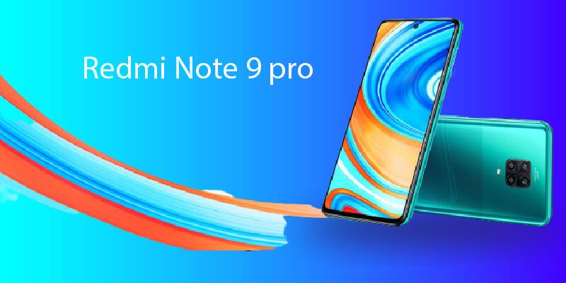 گوشی موبایل شیائومی مدل Redmi Note 9 Pro