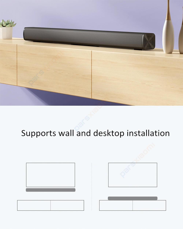 ساندبار شیائومی مدل Xiaomi Redmi TV Soundbar - MDZ-34-DA