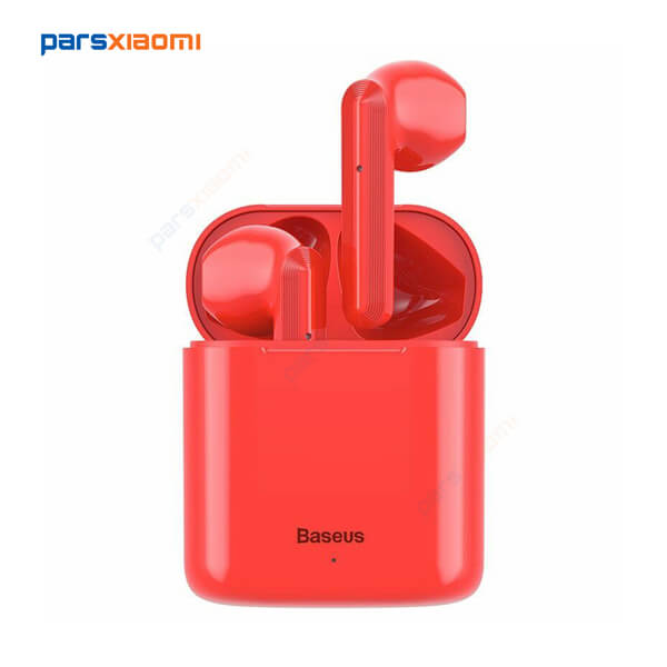 هدست بلوتوث دوتایی بیسوس Baseus W09 Encok Wireless Earphones NGW09-01 برای آیفون و اندروید