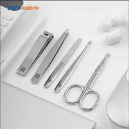 ست مانیکور و ناخن گیر شیائومی HU0061 - Huohou Portable Travel Hygiene Kit Nail Cutter Tool Sets HU0061
