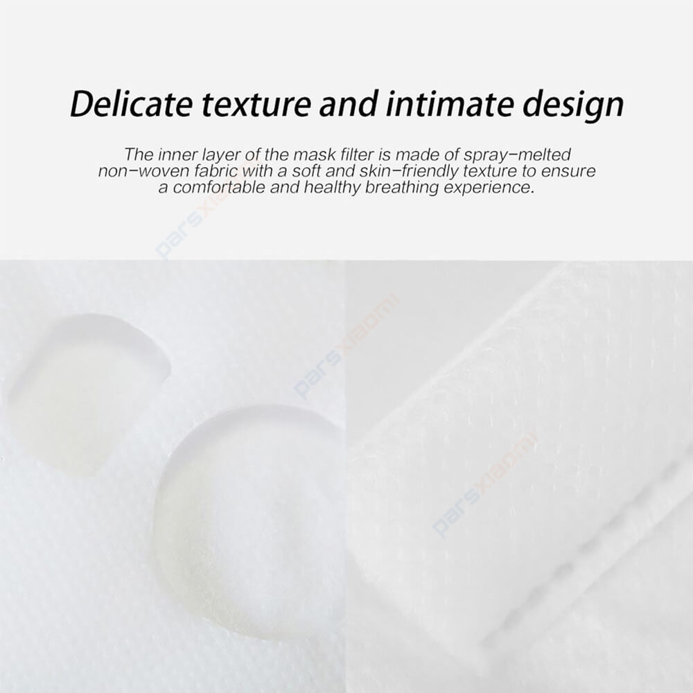 فیلتر ماسک تنفسی Xiaomi Purely