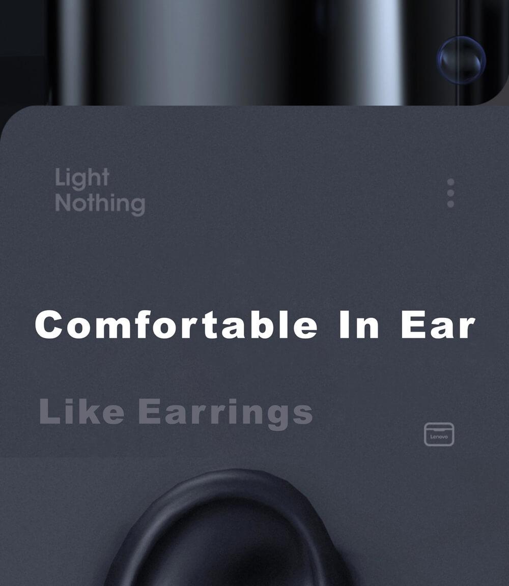 هندزفری بلوتوثی لنوو مدل Live Pods LP1 - Lenovo LP1-TWS Wireless Headphones