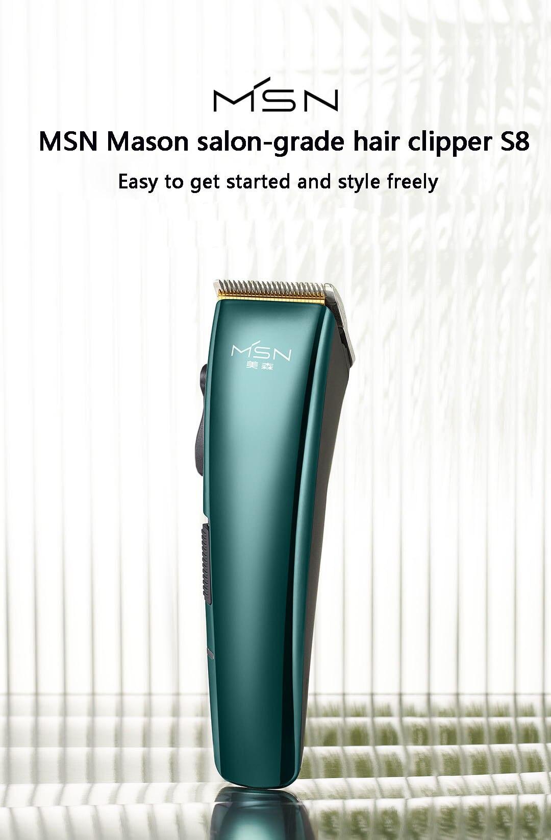 ماشین اصلاح موی شیائومی MSN S8