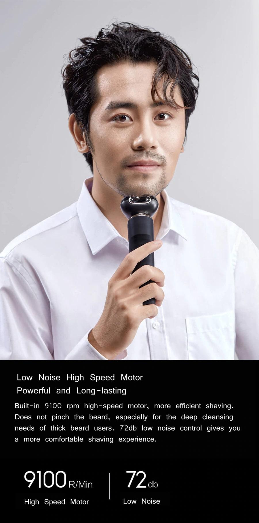 ریش تراش شیائومی MSN M3