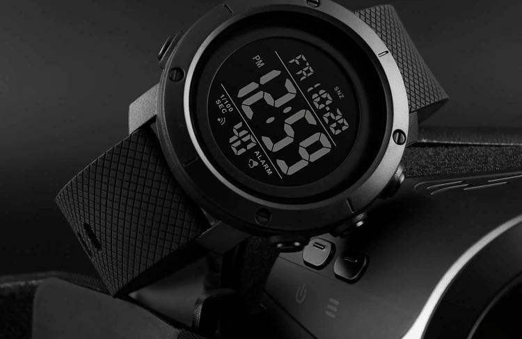 ساعت دیجیتال اسکمی مدل 1416 - SKMEI 1416 LED WATERPROOF DIGITAL WATCHES