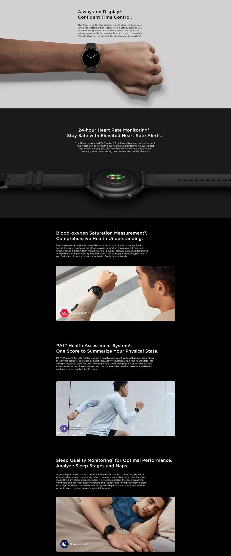 ساعت هوشمند شیائومی آمازفیت GTR 2e - (Amazfit GTR 2e)