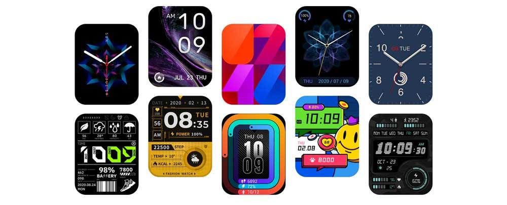 ساعت هوشمند شیائومی آمازفیت GTS 2 – Xiaomi Amazfit GTS 2 نسخه گلوبال