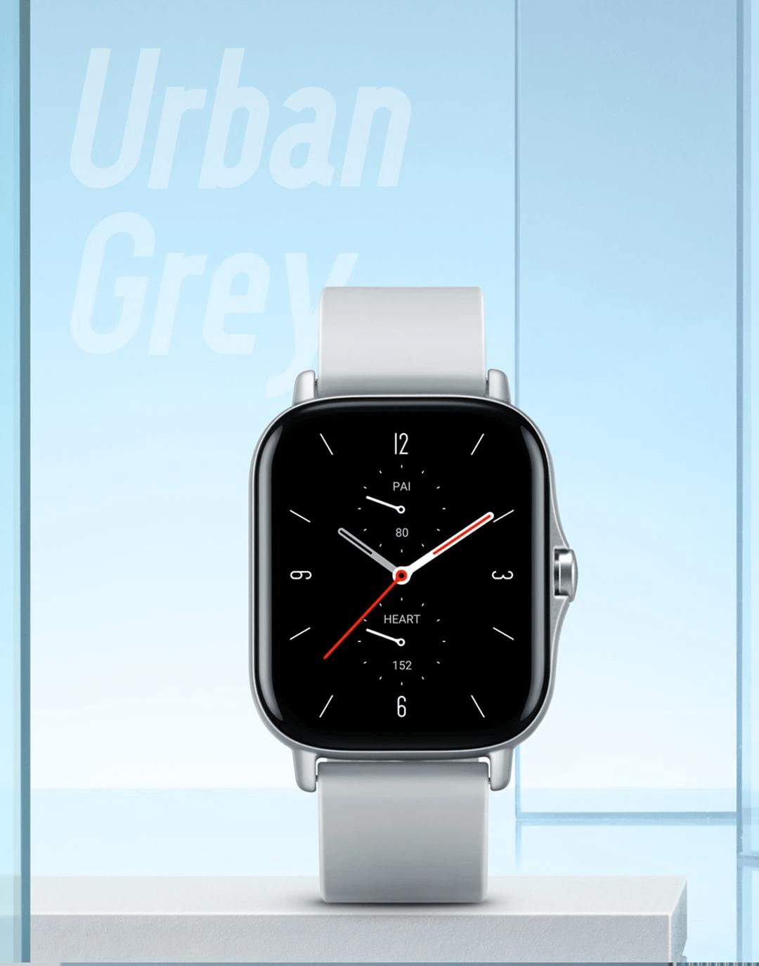 ساعت هوشمند شیائومی آمازفیت GTS 2 - Xiaomi Amazfit GTS 2 نسخه گلوبال
