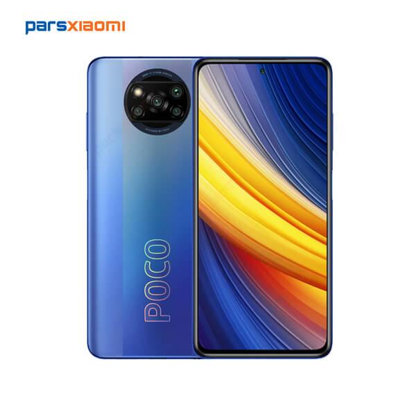 گوشی موبایل شیائومی Poco X3 Pro - ظرفیت 256 گیگابایت - رم 8 گیگابایت