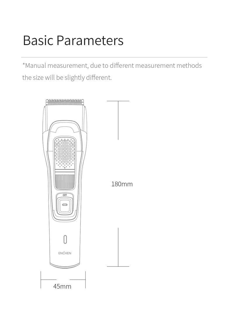 دستگاه اصلاح سر شیائومی Sharp3S