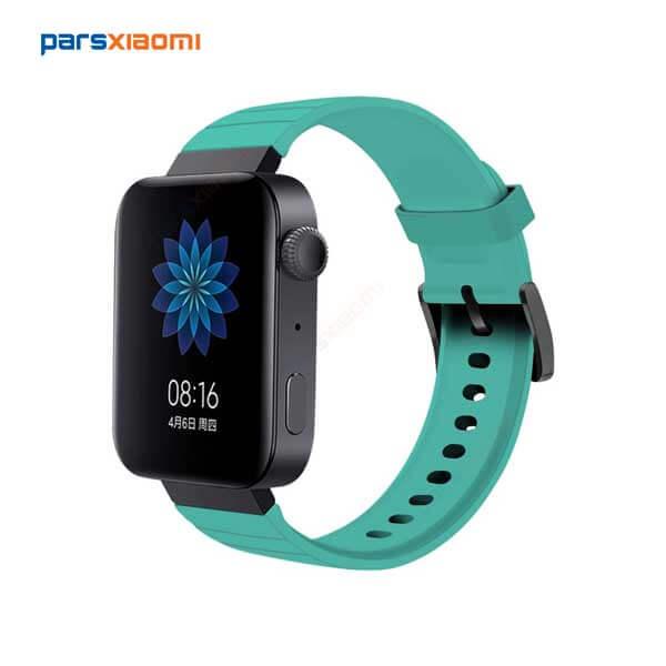 بند سیلیکونی شیائومی Mi Watch - Soft Silicone Strap For Xiaomi Mi Watch